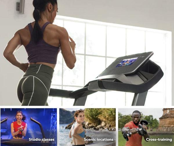 proform pro 2000 vs Nordictrack EXP 10i treadmill