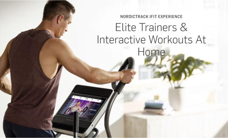 nordictrack 14.9 elliptical review