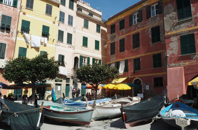Cinque Terre day trip fro Florence