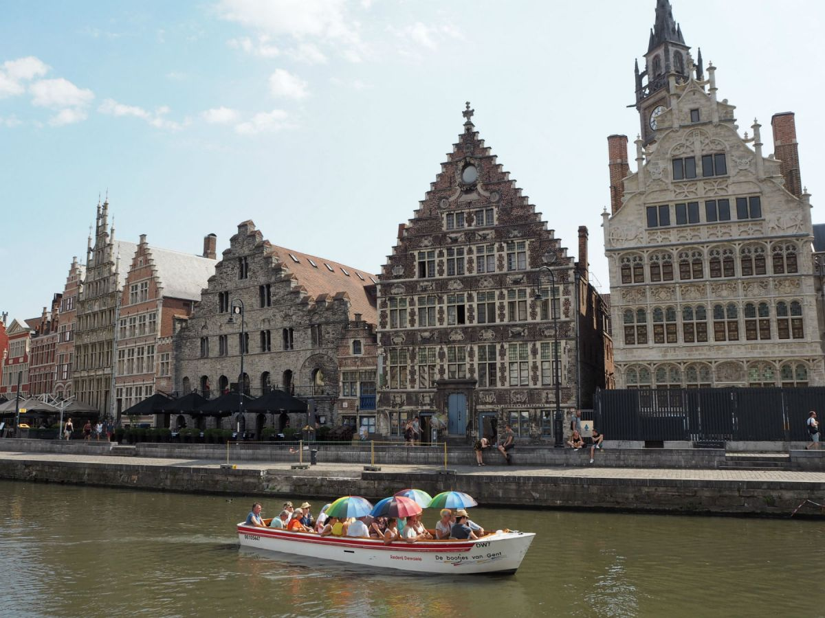 Five fun things to do in Ghent with children