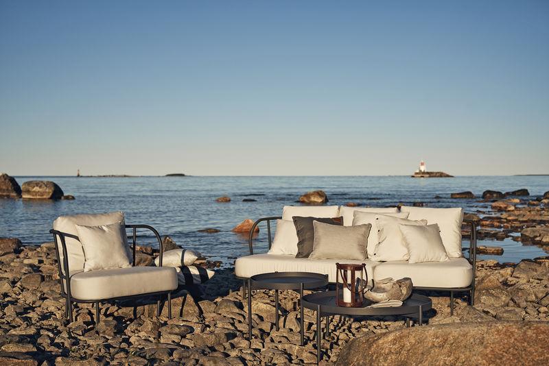skargaarden salto outdoor lounge table