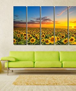 5 pieces Wall Art