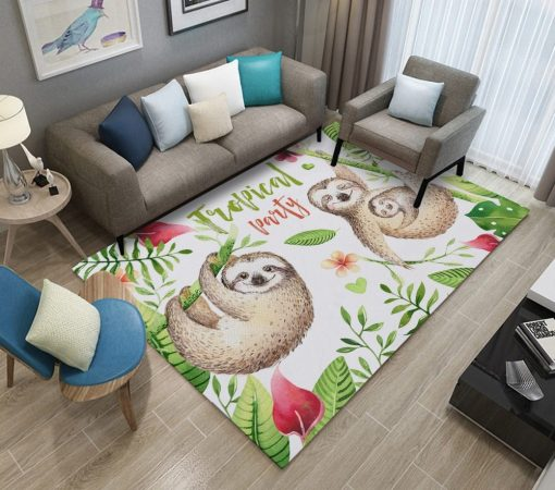 Sloth Large Area Rugs