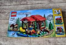Geschenk-Ideen aus Skandinavien, LEGO 31048, Creator, Hütte am See, Lakeside Lodge, Holzhütte, Elch, Blog, Skandinavien, Dänemark