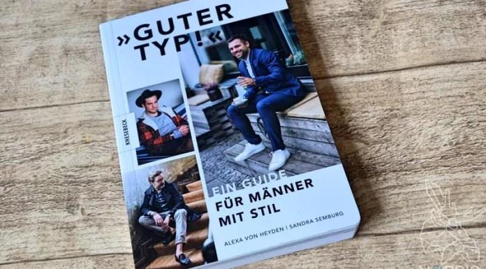 """""""Guter Typ! Ein Guide für Männer mit Stil"""", Fashion, Mode, Männer, Nordisch, Blog"""