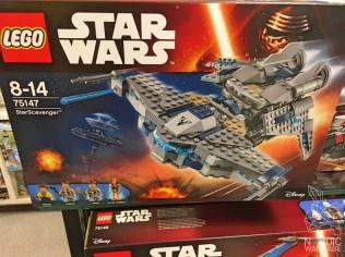 LEGO 75147 Star Scavenger, LEGO, Star Wars , LEGO Star Wars, 2016, Neuheit, neu, new, Sets, Blog