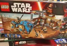 LEGO 75148 Encouter-on-Jakkuk, LEGO, Star Wars , LEGO Star Wars, 2016, Neuheit, neu, new, Sets, Blog
