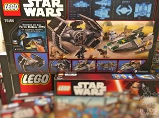 Lego 75150 Vaders-tie-fighter_Awing, LEGO, Star Wars , LEGO Star Wars, 2016, Neuheit, neu, new, Sets, Blog