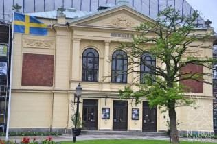Ystad, Schweden, Theater, Kloster, Kirche