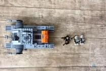 LEGO Star Wars Rogue One Neuheiten, 75152, Hovertank, Dänemark, LEGO, Star Wars, Neuheiten 2017, 2016