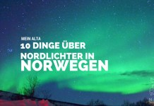 Alta, Aurora Borealis, Erfahrungen, Nordlichter, Polarlichter, Nordlichtsafari, Peskatun, AIDA, Nordnorwegen, Norwegen, Skandinavien, Blog