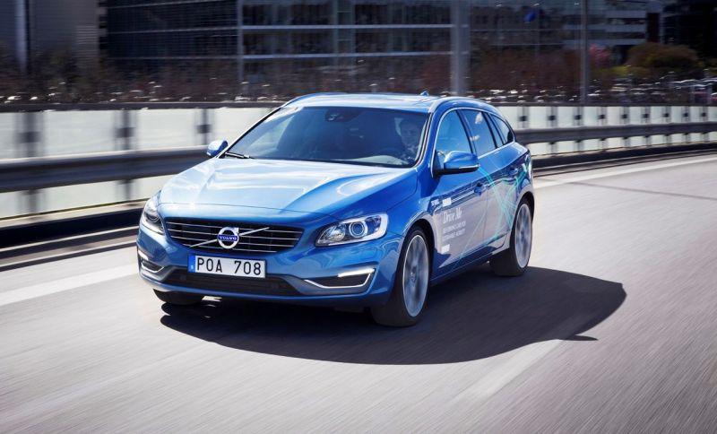 "Volvo ""Drive me"" Projekt. Autonomes Fahren in Göteborg"