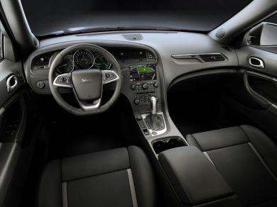 Cockpit im Saab-Jet-Style