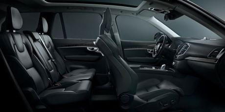 Volvo Sitze im neuen Design