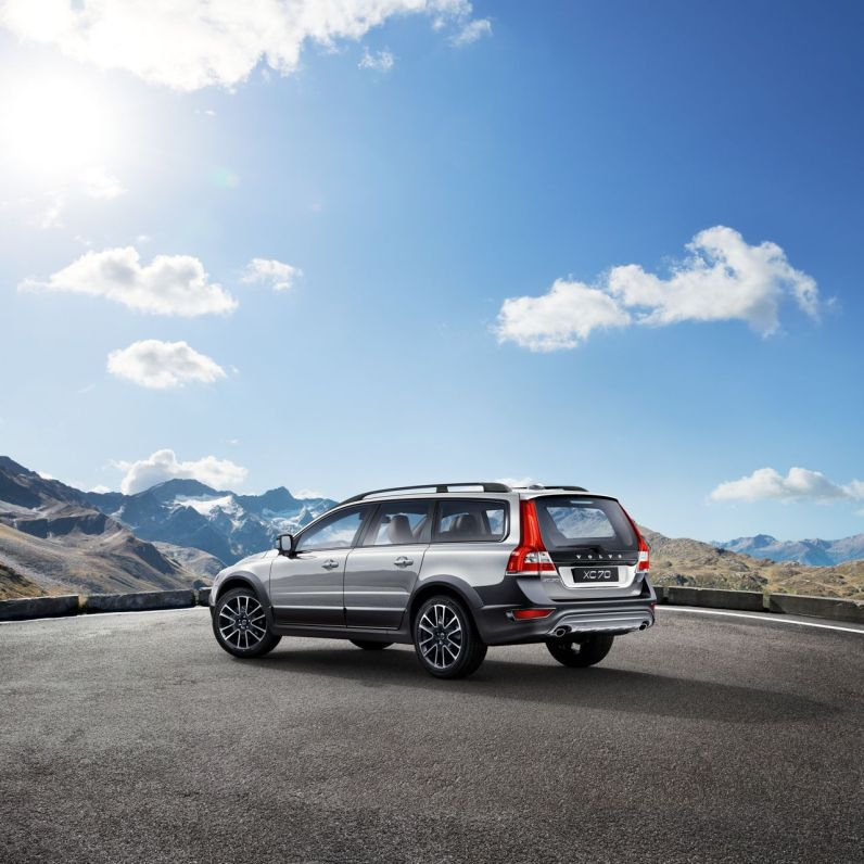 Volvo XC70 Black Edition