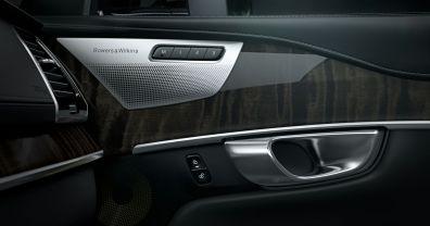 Bowers & Wilkins Audiosystem im neuen Volvo XC90