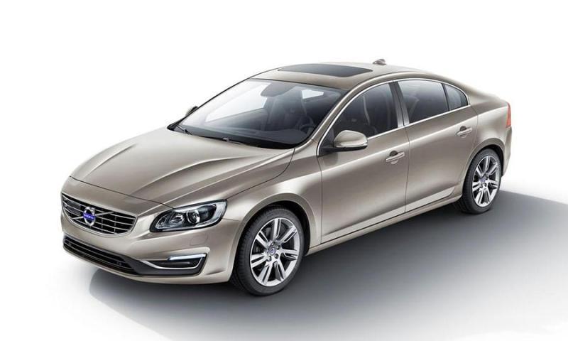 Volvo S60L. Volvo aus China für die USA.