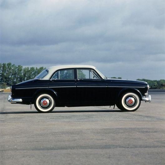 Volvo P122 Amazon 1958