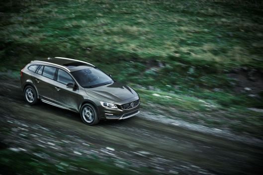 Volvo V60 Cross Country. Foto: Volvo Cars