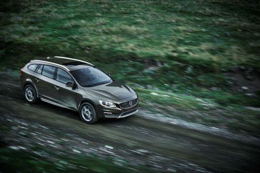Volvo V60 Cross Country. Foto: Volvo Cars