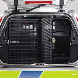 Interieur Volvo V70 Polizeifahrzeug. Bild: Volvo Cars Deutschland