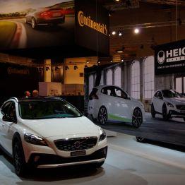 Heico Volvo V40 Country auf der Essen Motor Show. Bild: nordicwheels.de