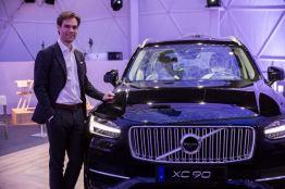 Maximilian Missoni, Chief Exterior Design der Volvo Car Group, Bild: Volvo Cars