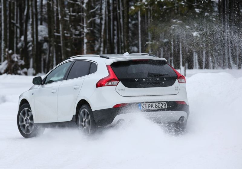 Volvo V40 Cross Country. Bild: Volvo Cars