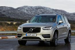Neuer Volvo XC90 D5. Bild: Volvo Cars