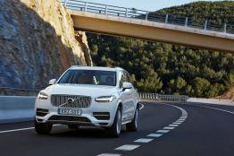 Neuer Volvo XC90 T8. Bekommt den Red Dot Design Award. Bild Volvo Cars