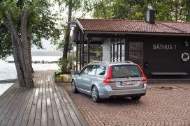 Volvo V70. Bild: Volvo Cars