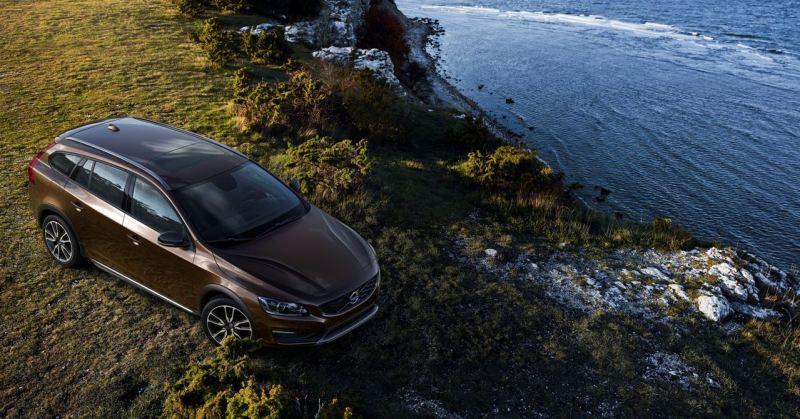 Volvo V60 Cross Country. Bild: Volvo Cars