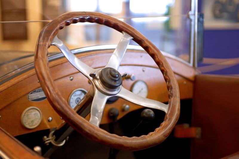 Volvo Jakob im Volvo Museum. Bild: Volvo Cars.