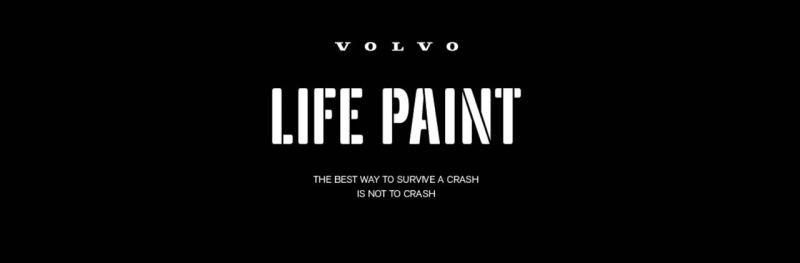 Volvo Life Paint Projekt
