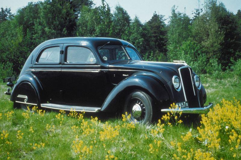 Volvo PV36. Bild: Volvo Cars.