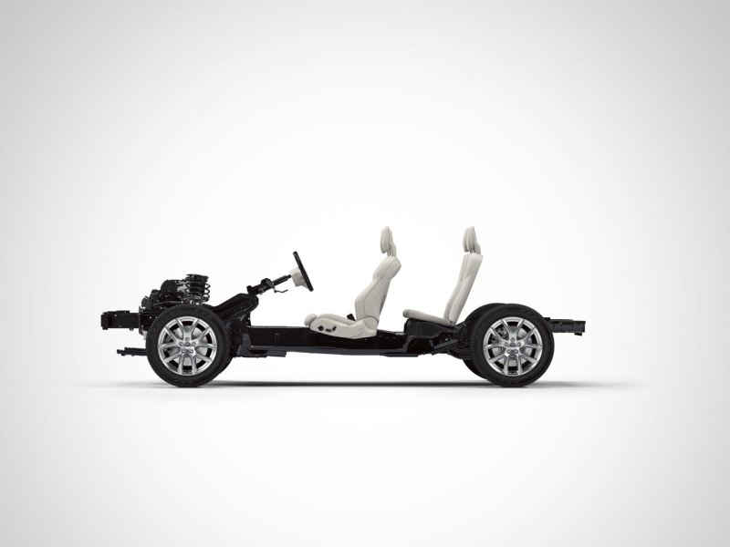 CMA Plattform. Bild: Volvo PV