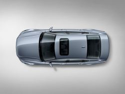 Birds Eye Volvo S90 Mussel Blue