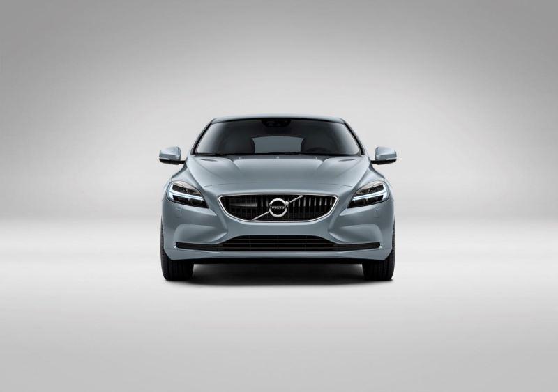 Sauber. Volvo V40. Bild: Volvo Cars.