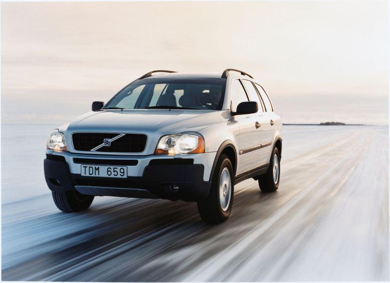 Volvo XC90 Bild: Volvo PV