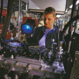 Volvo PV Factory Skövde
