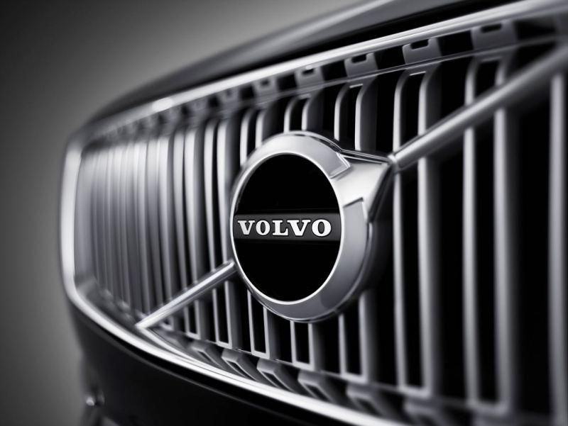 Detail: Volvo XC90. Bild: Volvo Cars