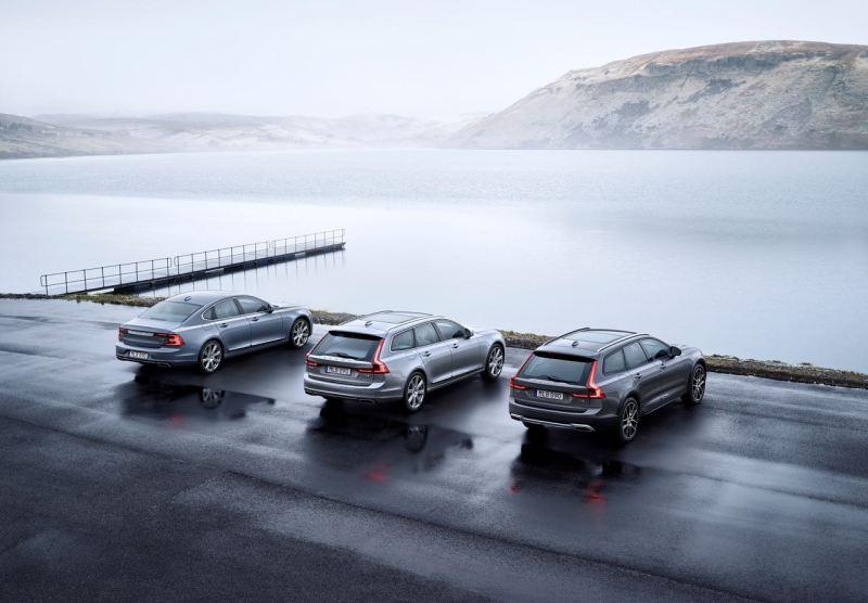 Volvo S90/V90/V90 Cross Country. Bild: Volvo Cars