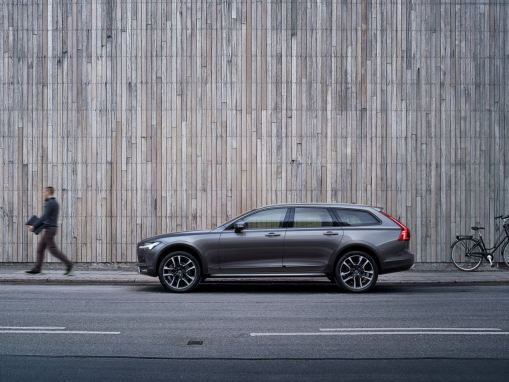 New Volvo V90 Cross Country. Bild: Volvo Cars
