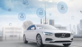 Volvo Cars introduces first connected-car technology. Bild: Volvo Cars