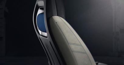 Cockpit, Detailfoto, Lynk & Co 01. Bild: Lynk & Co