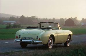 Die Produktion des Roadsters wurde eingestellt. Bild: Volvo Cars.