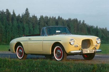 Probleme mit der revolutionären Fiberglas Karosserie brachten das Aus. Bild: Volvo Cars.