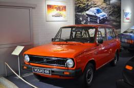 und auch DAF gehört zur Volvo Historie.