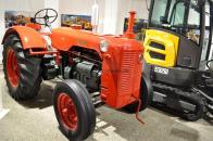 Traktoren und Baumaschinen...