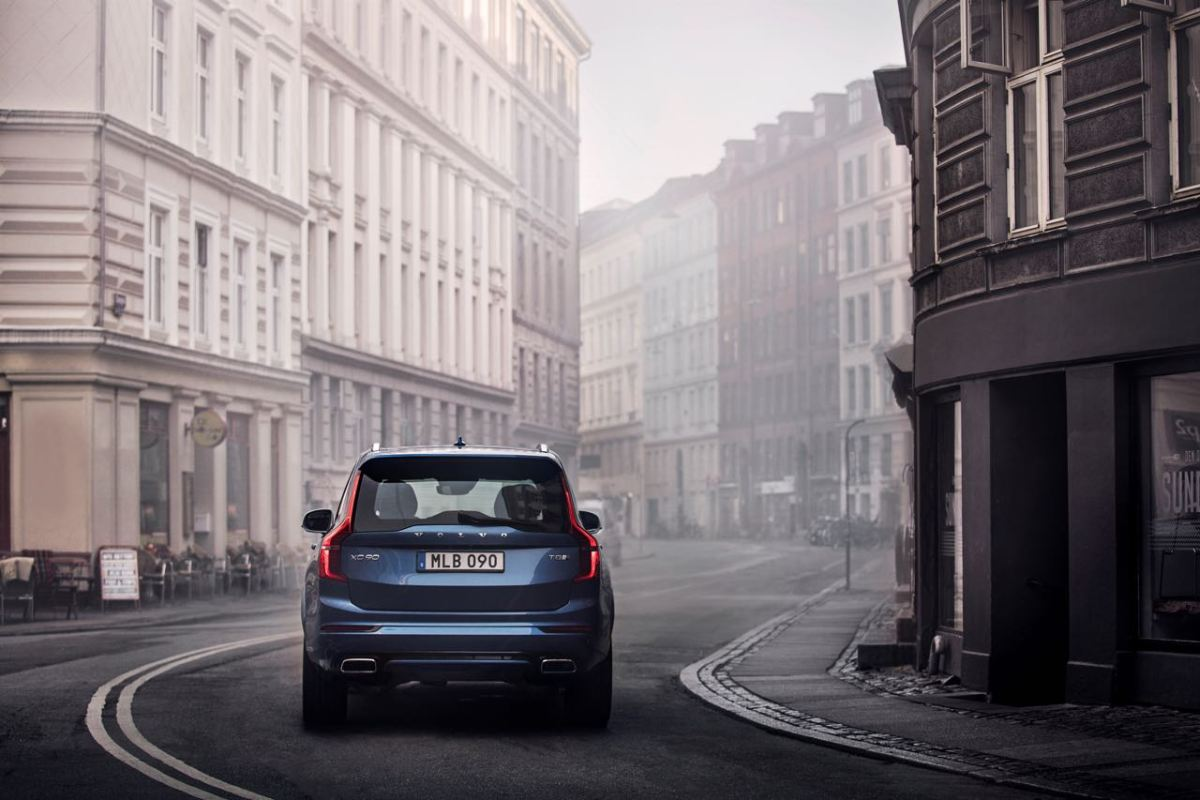 J.D. Power Initial Quality Study 2017. Desaster für Volvo.